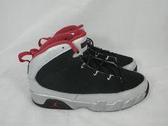 cd4f2128f2a65 Vtg OG 2012 Nike Air Jordan IX 9 s sz 3y II Kilroy Retro Motorboat Cool  Grey NDS  Jordan  Athletic  tcpkickz