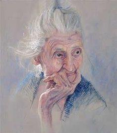 Подборка портретов пастелью #Пастель@academic_drawing