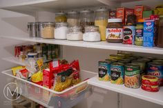 How I Set up my Pantry with the IKEA Algot System | Mersad Donko Photography