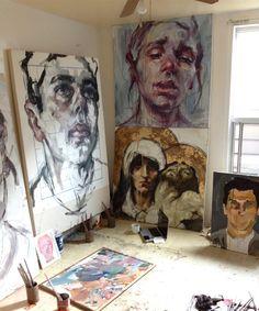 Old studio a few years ago