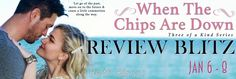 Teatime and Books: When The Chips Are Down by Beth Rinyu Review Blitz...