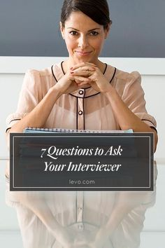 7 Questions That Will Knock the Socks Off Your Interviewer www.levo.com #JobInterview #JobSearch