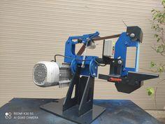 Belt Grinder, Welding Projects, Stationary, Atelier, Cool Welding Projects, Welding