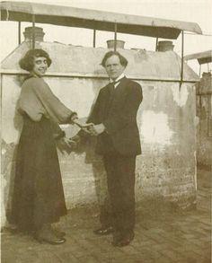 Schiap with husband William count de Wendt de Kerlor