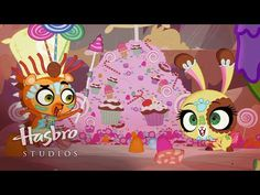 Littlest Pet Shop - Sweet Shop song With Captions lyrics - YouTube