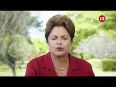 Votou no projeto? Em vídeo da campanha, Dilma promete reforma similar à de Temer…