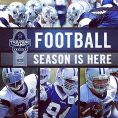 Dallas Cowboys Training Camp 2013