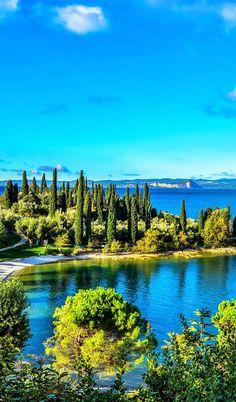 Lago Garda, Itália
