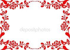Letöltés - Gyönyörű magyar népművészet — Stock Illusztráció #144844145