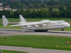 Antonov AN-225 Mriya, the biggest transport aircraft ever made