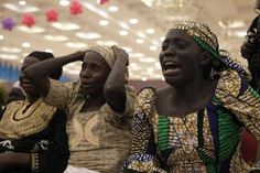 Raped Nigerian Mothers, Children of Boko Haram Being Rejected by Communities, Report Warns
