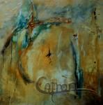 Winds of Delirium 48x48   Can be viewed @ The Caron Gallery Tupelo MS