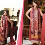 Shaista Cloth Embroidered Fall Winter Collection Vol 2