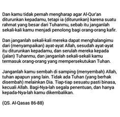 Terjemahan Al-Qur'an - Kutipan Islam