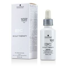 Schwarzkopf Bonacure Scalp Therapy BC Scalp Therapy Serum (For Unbalanced Scalps)