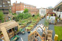 Agricultura Urbana - Noticias de Arquitectura - Buscador de Arquitectura