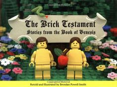 The Brick Testament: Stories from the Book of Genesis: Brendan Powell Smith: 9781931686457: Amazon.com: Books