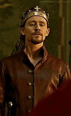 Henry V giving orders