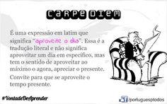 Português para todos: Carpe Diem