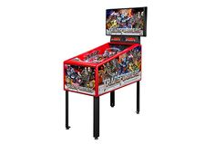 The latest must-have collectible! Made by Stern Pinball, the world's only remaining maker of arcade-quality pinball games, The Transformers Pin makes for mighty battles between Optimus Prime and Megatron. #HowToHoliday