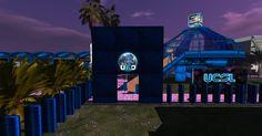 Sede de Universo Creativo SL, área Recreativa (Gimnasio y Playa)