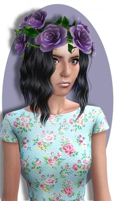 My Happy Ending: New crown • Sims 4 Downloads