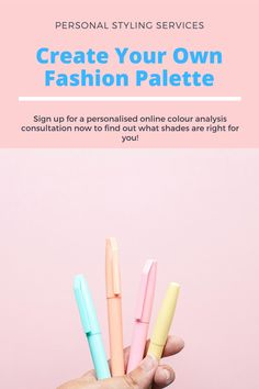 Get your online professional colour analysis consultation now! How To Know, How To Find Out, Online Coloring, Personal Stylist, Create Your Own, Colours