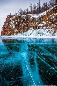 Amazing 25-Millions Years Old Lake Baikal, Siberia Russia