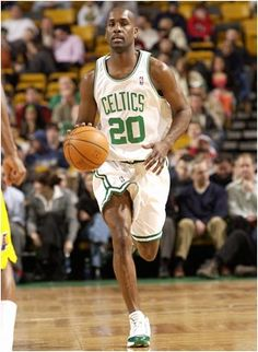 Gary Payton - Boston Celtics (2004-2005)