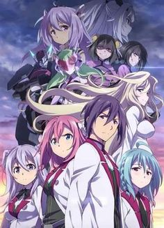 Gakusen Toshi Asterisk S2 VOSTFR   Animes-Mangas-DDL