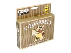 S'Quarrels: A Game of Absolute Nuts! Review by David Lowry #boardgames #family #children