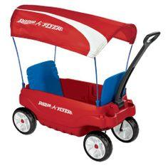 Radio Flyer Ultimate Family Wagon « Game Time Home