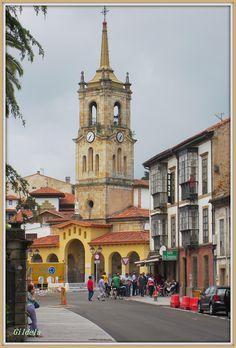 Colunga (Asturias).-S.Cristóbal el Real   Flickr: Intercambio de fotos