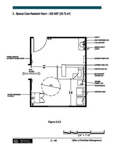 nursing home room design - Google Search