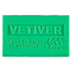 Vetiver & Shea Butter Soap