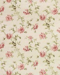 Tyg Amelie Pink/Green från Colefax & Fowler