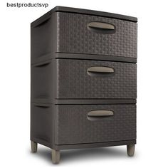 #Ebay #3 #Drawer #Plastic #Storage #Cabinet #Organizer #Box #Drawers #Container #Stackable #Unit #STERILITE