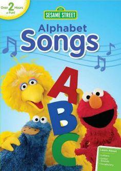 Sesame Street: Alphabet Songs (05/06/2014)
