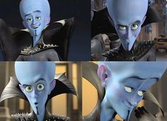 Megamind. Never gets old !