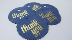 Hey, I found this really awesome Etsy listing at https://www.etsy.com/listing/386874450/25-navy-blue-and-gold-thank-you-tags
