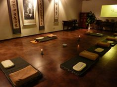 7 spaces that would make great meditation rooms (photos