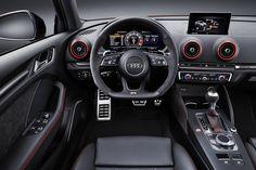Audi RS 3 Limousine is de nieuwe pk-koning / Autonieuws / Autowereld.com