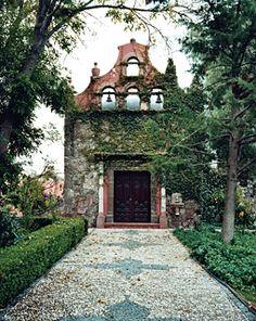 Church at Hacienda de Landeta.  This is now an Italian restaurant.  Mexican gnocchi?  I'm all over it, thank you.
