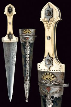 An interesting kindjal provenance: Russia dating: 19th Century