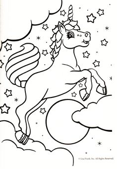 "Unicorn coloring page - Makaila loves ""ponycorns"". - Coloring Pages Horse Coloring Pages, Unicorn Coloring Pages, Coloring Pages For Girls, Cute Coloring Pages, Coloring For Kids, Printable Coloring Pages, Coloring Sheets, Coloring Books, Unicornios Wallpaper"