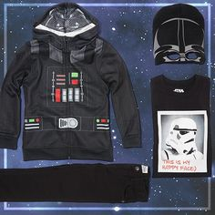 Come to the Dark Side with our Star Wars shop! From clothes to accessories, we have something for every young Jedi!