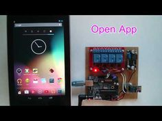 Android Arduino Control: Arduino WiFi Control with ESP8266 Module