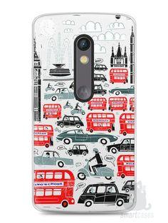 Capa Capinha Moto X Play Londres #2 - SmartCases - Acessórios para celulares e tablets :)