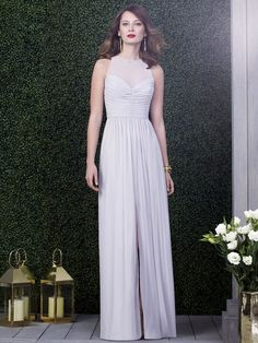 Dessy Collection Bridesmaid Dress Style - 2920 | Blush Bridal