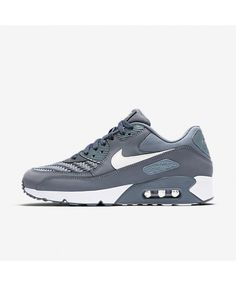 new product 15b71 5929d Men's Nike Air Max 90 Ultra 2.0 Se Armoury Blue White Air Max 90, Nike